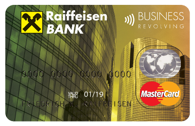 Raiffeisen Revolving business