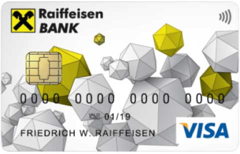 Raiffeisen Visa Magic